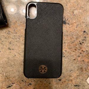 Tory Burch iPhone X Phone Case